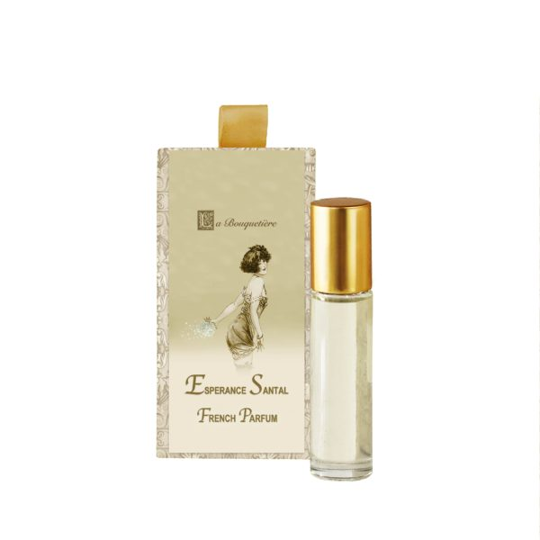 Esperance Santal French Perfume 10ml. Roll on