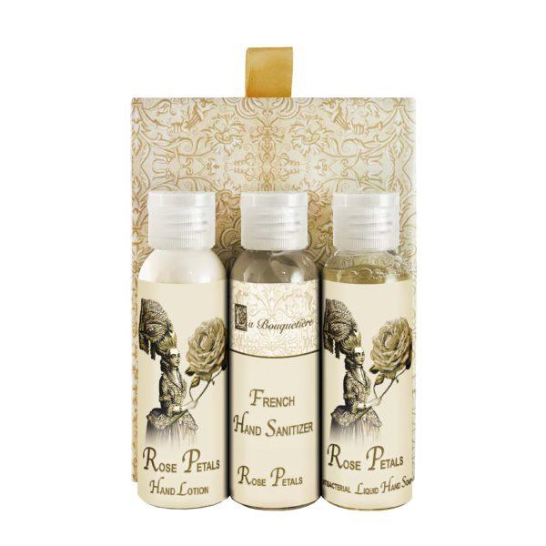 Rose Petals - Hand Gift Set (2 fl. oz. ea.)