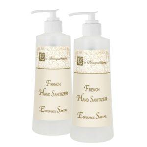 Esperance Santal French Hand Sanitizer (9oz)