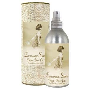 Esperance Santal French Body Argan Oil (8oz)