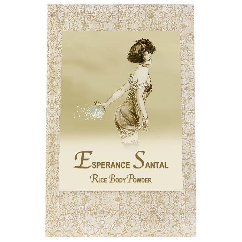 Esperance Santal Rice Body Pwdr Refill (8oz)