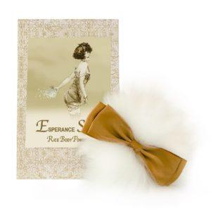 Esperance Santal Australian Wool Mini Puff & Rice Body Powder Refill (8oz)