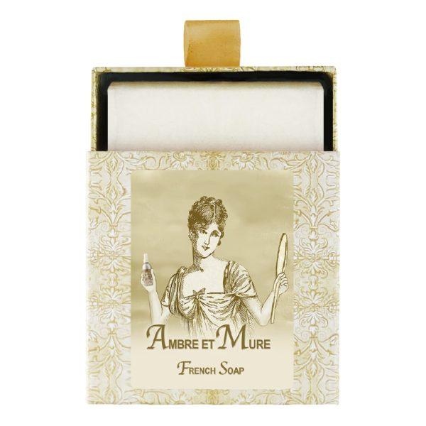 Ambre et Mure French Soap