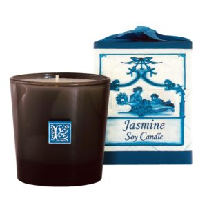 Jasmine Soy Candle (60 to 70 hours burning time)