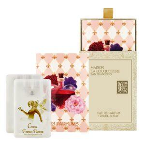 Citron Eau de Parfum Travel Spray Cards, 2 x 0.67 oz./20 ml.