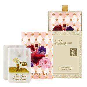 Delice Eau de Parfum Travel Spray Cards, 2 x 0.67 oz./20 ml.