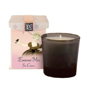 Embrasse Soy Candle (50 to 60 hours burning time)