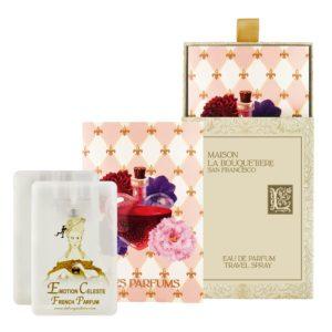 Emotion Eau de Parfum Travel Spray Cards, 2 x 0.67 oz./20 ml.