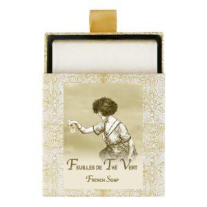 Feuilles de Thè Vert French Soap