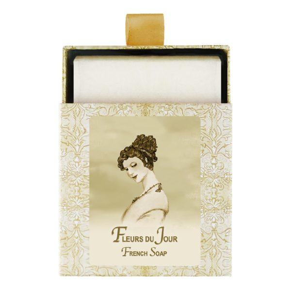 Fleurs du Jour / Marina Blue French Soap