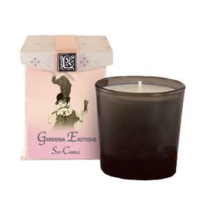 Gardenia Soy Candle (50 to 60 hours burning time)