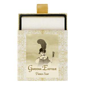 Gardenia French Soap