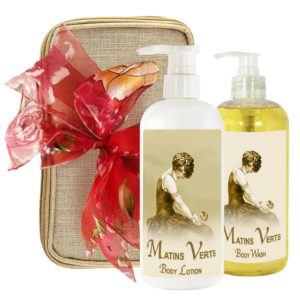 Matins Verts Body Lotion & Body Wash