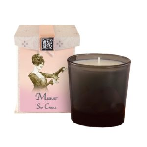 Muguet Soy Candle (50 to 60 hours burning time)