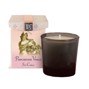 Pamplemousse Soy Candle (50 to 60 hours burning time)