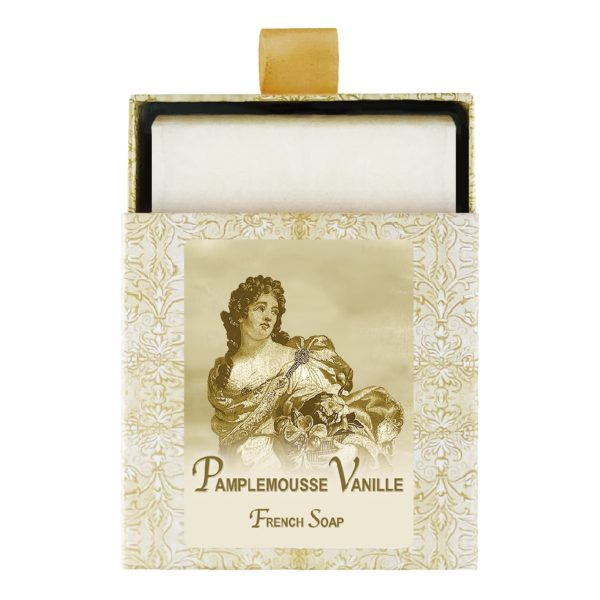 Pamplemousse French Soap