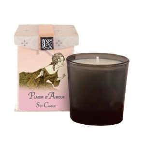 Plaisir Soy Candle (50 to 60 hours burning time)