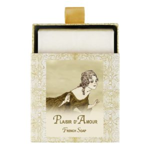 Plaisir French Soap