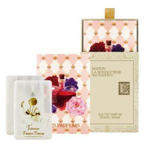 Tuberosa Eau de Parfum Travel Spray Cards, 2 x 0.67 oz./20 ml.