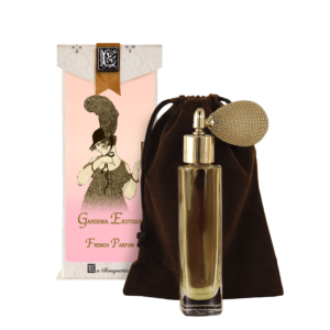 Gardenia Exotique French Perfume (1.8oz)