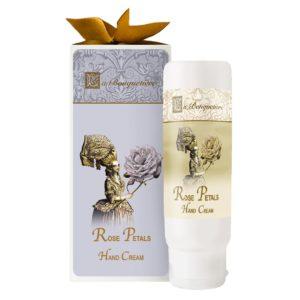 Rose Petal Hand Cream (4oz)