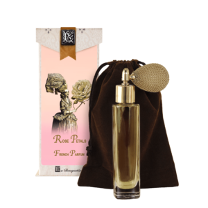 Rose Petal French Perfume (1.8oz)