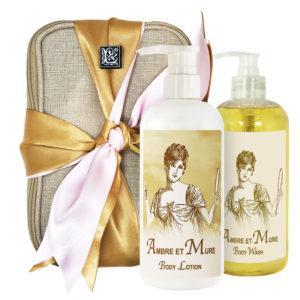 Ambre et Mure Body Lotion & Body Wash
