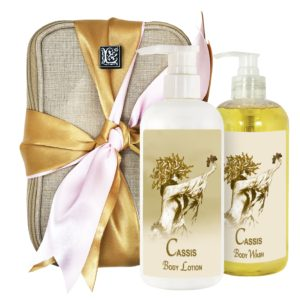Cassis Body Lotion & Body Wash