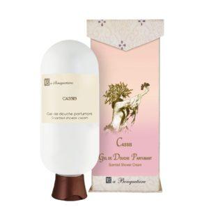Cassis Gel de douche parfumant - Scented shower cream (6oz)