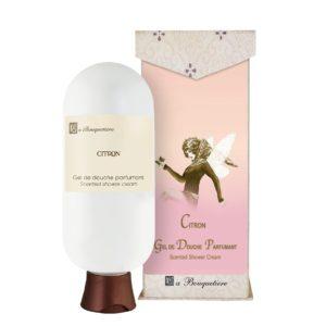 Citron Gel de douche parfumant - Scented shower cream (6oz)