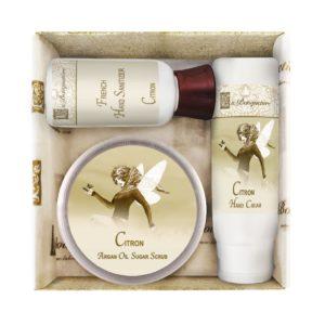 Citron Scrub Gift Set