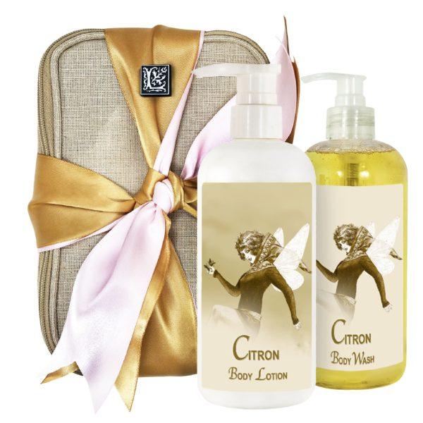 Citron Body Lotion & Body Wash