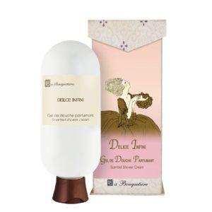 Delice Infini Gel de douche parfumant - Scented shower cream (6oz)