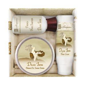 Delice Infini Scrub Gift Set
