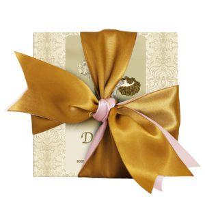 Delice Infini Gift Set (4oz Lotion/Mist/Wash - Bonus Rice Body Powder Envelope)