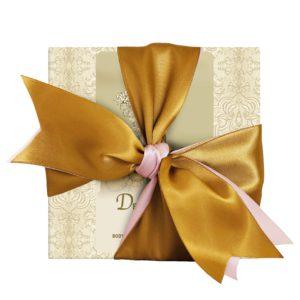 Desir Absolu Gift Set (4oz Lotion/Mist/Wash - Bonus Rice Body Powder Envelope)