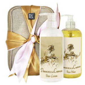 Dimanche a la Campagne Body Lotion & Body Wash