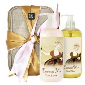 Embrasse Moi Body Lotion & Body Wash