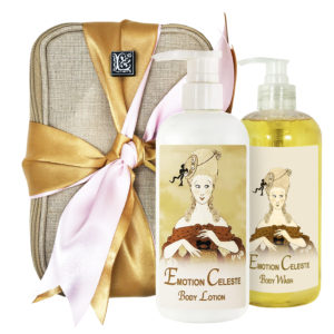 Emotion Celeste Body Lotion & Body Wash