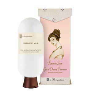 Fleurs du Jour / Marina Blue Gel de douche parfumant - Scented shower cream (6oz)