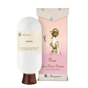 Freesia Gel de douche parfumant - Scented shower cream (6oz)
