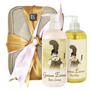 Gardenia Exotique Body Lotion & Body Wash