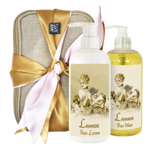 Lavande Body Lotion & Body Wash