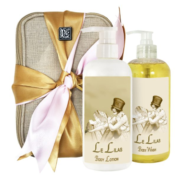 Le Lilas / French Lilac Body Lotion & Body Wash