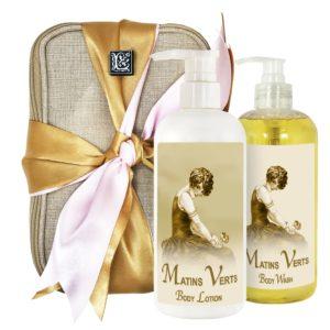 Matins Verts Body Lotion & Body Wash