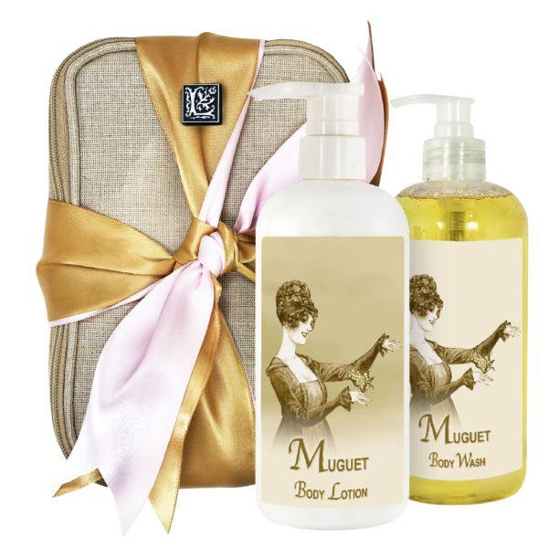 Muguet Body Lotion & Body Wash