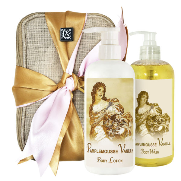 Pamplemousse Vanille Body Lotion & Body Wash