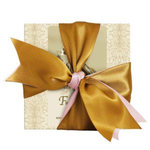 French Peony Gift Set (4oz Lotion/Mist/Wash - Bonus Rice Body Powder Envelope)