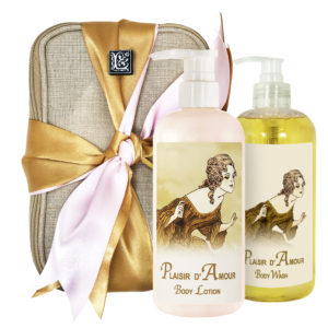 Plaisir D' Amour Body Lotion & Body Wash