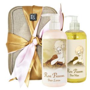 Reve Passionel Body Lotion & Body Wash